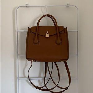 Michael Kors convertible handbag